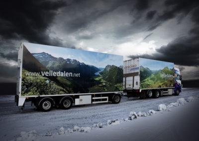 Bildekor - Velledalen