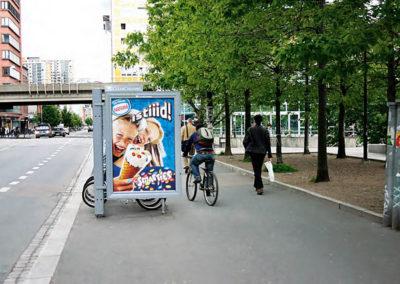Eurosize Adshell - Nestle